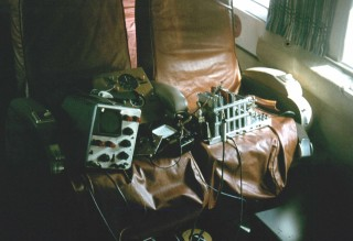 Radio altimeter equipment