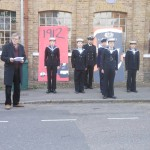 Chris Neale and Chelmsford Sea Cadets