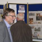 Chris Neale, exhibition organiser