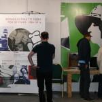 Part of BBC Essex exhibit